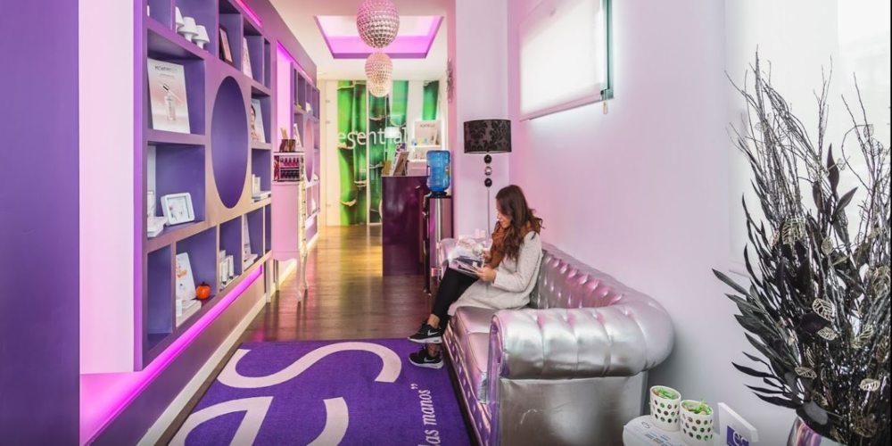 centro de fisioterapia y belleza Esential en Júndiz