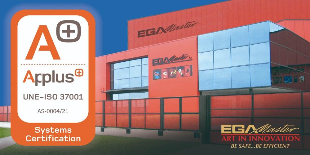 EGA Master pionera en Certificación Antisoborno