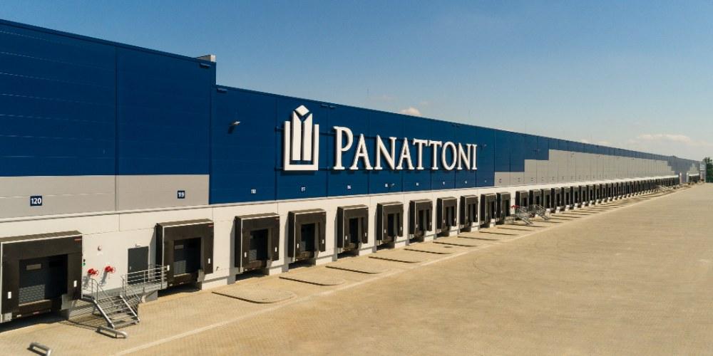 Parque logístico de Panattoni